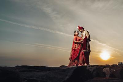 Richa & Mayank Wedding / Reception