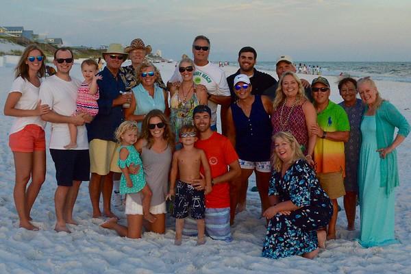 Beckman's Birthday Beach Bash