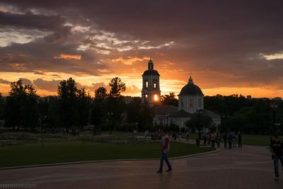 2014-06-12 Князевы - Дача - Царицино