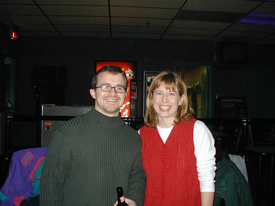 Kindred Financial Systems Development Rock and Glow Bowling (Winter 2001)