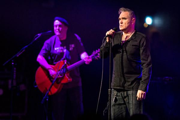 Morrissey November 23, 2017