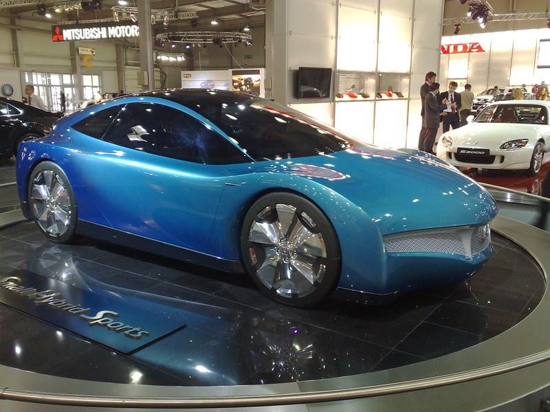New Honda Concept
