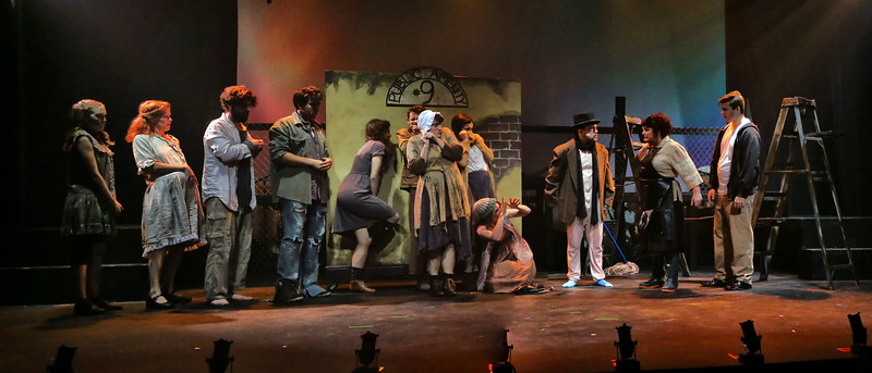 Urine Town ( the Musical )