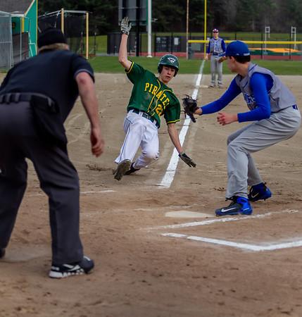 Set two: Baseball v Bellevue Christian 03/21/2019