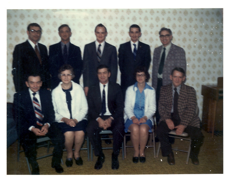 Ralph Family 1975