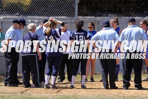T-V vs Monticello Softball