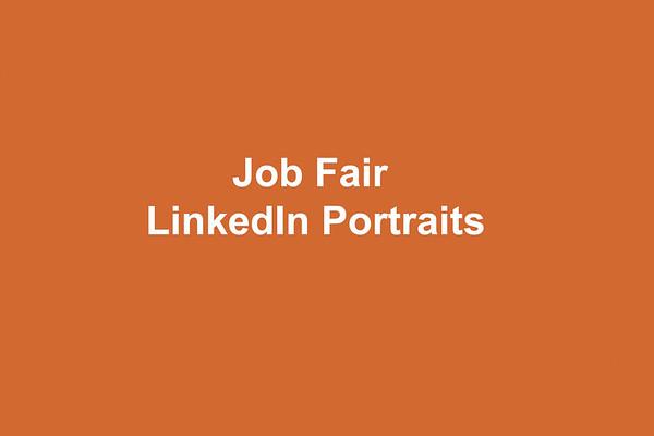 3/7/19 Job Fair Portraits for LinkedIn