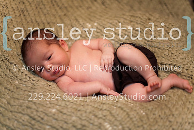 Penny: Newborn Session