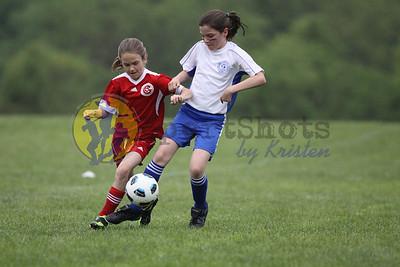 BSC U10A Girls-Spring2011