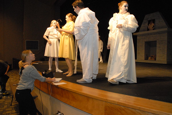 Vinton Shellsburg presents The Addams Family