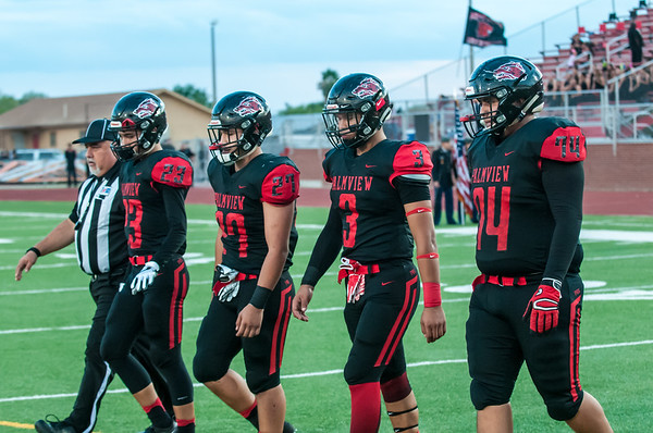 September 22, 2017 - Football - Pace vs Palmview - Game Action_LG