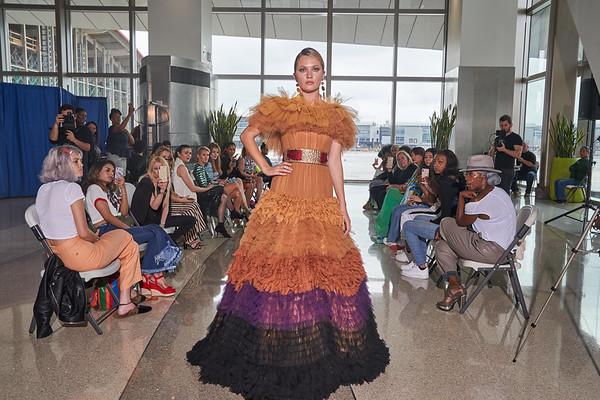 LAWA Fashion Show at LAX