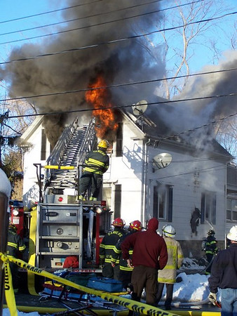Danvers - 2nd Alarm, January 2008