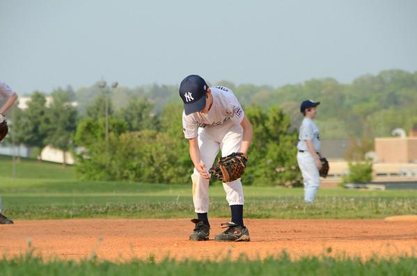 Minor League Yankees vs Phillies and Sox