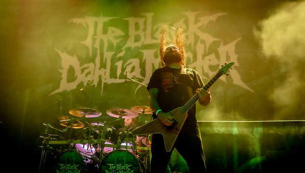 The Black Dahlia Murder September 17,2021 with Carnifex,Rivers of Nihil and Undeath