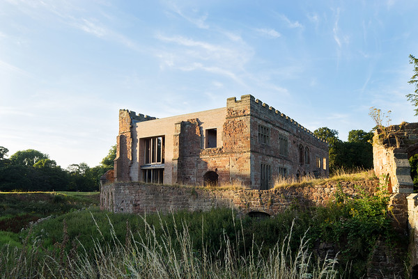 Astley Castle. Witherford Watson Mann architects