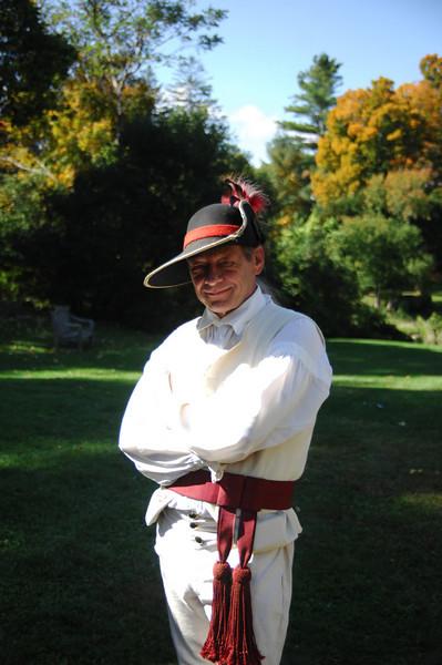 Revolutionary War Encampment 9/30/10