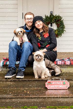 James and Deanna December 2020
