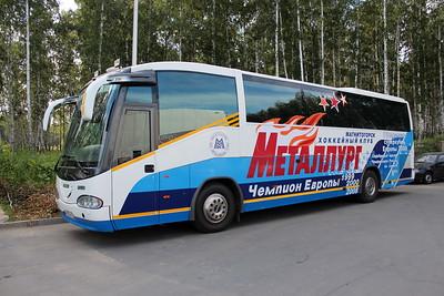 Трактор (Челябинск) - Металлург (Магнитогорск) 3:4. 15 августа 2011
