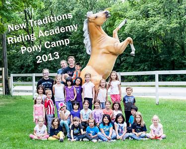 NTRA - Pony Camp August 5, 2013