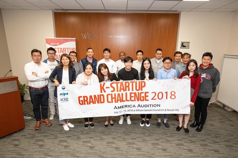 K-Startup Challenge 2018