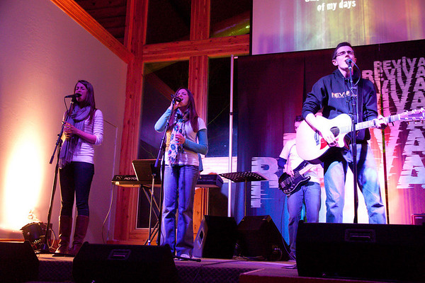 RWE 2011 Worship and Teaching