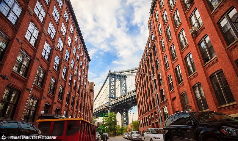 NEW YORK CITY : DUMBO