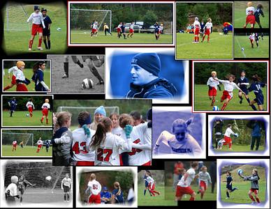 6 October 2007 vs FC Crush Academy 96 Navy win 4 to 3