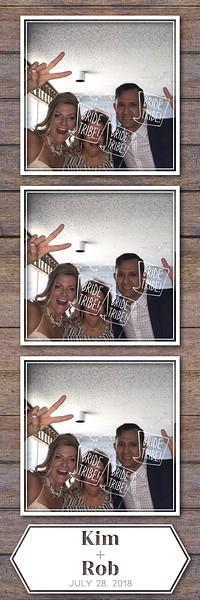 Kim & Rob's Wedding (07/28/18)