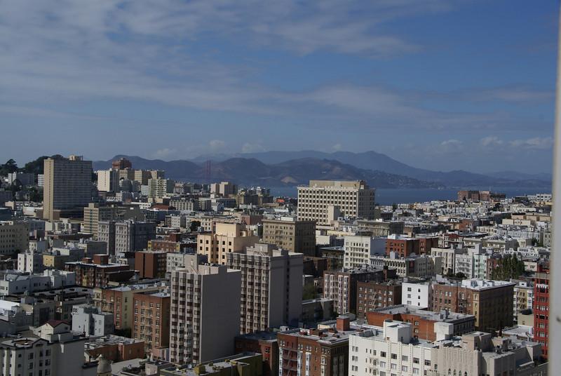 The Hilton Hotel - San Francisco