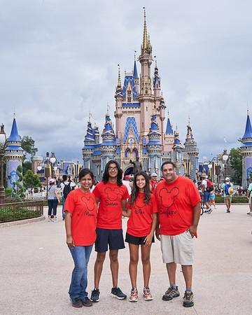 Day 4 - Magic Kingdom 7-8-21