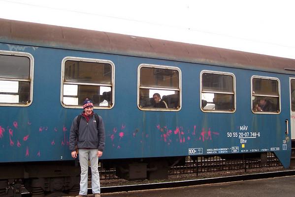 Szekesfehervar, Hungary - 12.28.2005