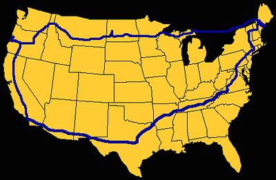 2004 RV Travels