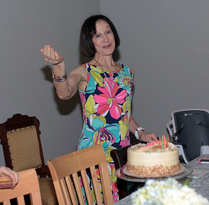 Linda Levin 50th Anniversary of Turning Sweet 16
