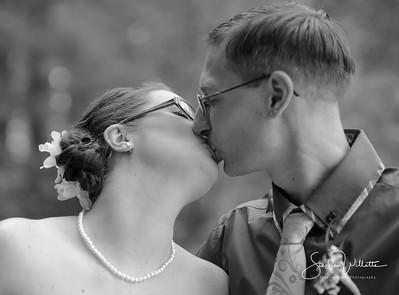 Wedding at Friends Lake Inn #1