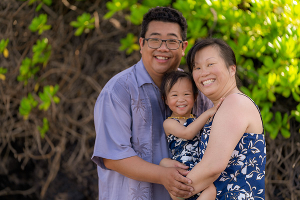 Wong Family 2019