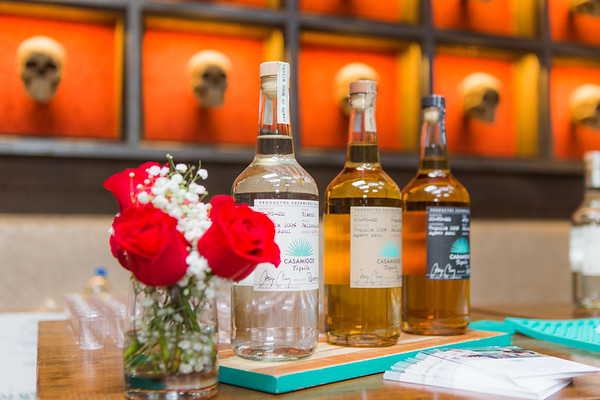 Toca Madera Tequila Tasting 7.24.2017 Client Access