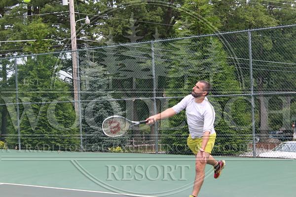 July 23 - Tennis