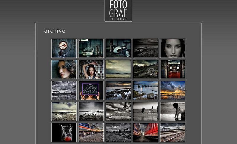 """http://www.fotobyimran.com/  Photoblog di un fotografo di Singapore, vincitore del premio """"The 2006 photobloggier"""" per la categoria """"Best Southeast Asian Photoblog"""""""