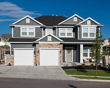FieldStone Homes - Rosecrest - Architectural Images