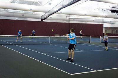 Tennis Class - 2014