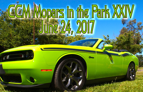 CCM Mopars in the Park 2017