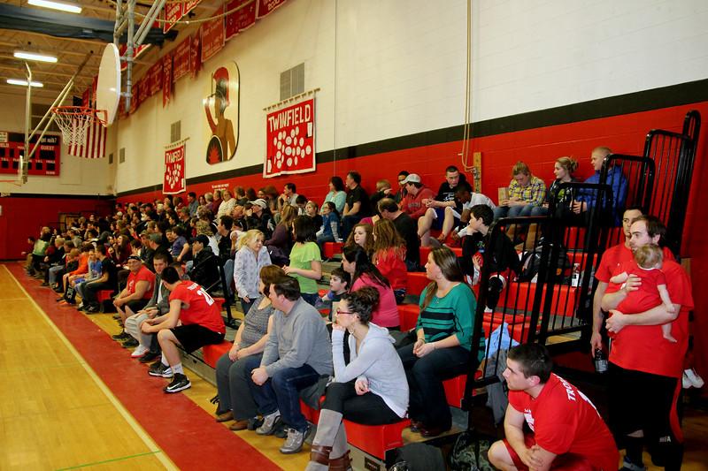 Twinfield vs Cabot Alumni Basketball Games