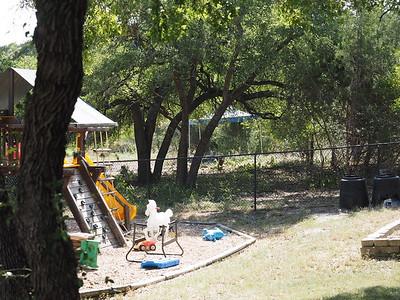 Backyard Clearing