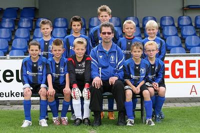 ACV E1 Teamfoto 2008/2009 Assen