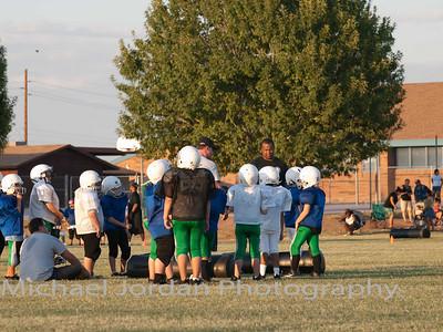 Spartans Practice - 08/13/2009