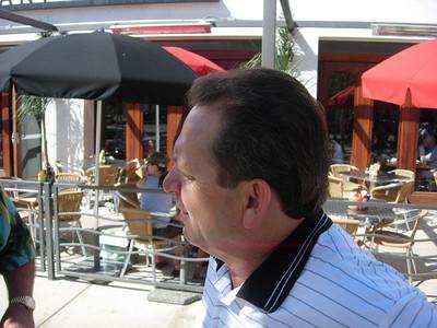 The Yollin's and Benjamin's @ Metlox Plaza