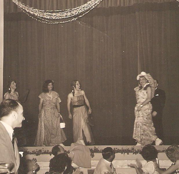 Dundo - Carnaval 1951