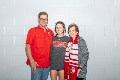 2018 Volleyball Parents Night