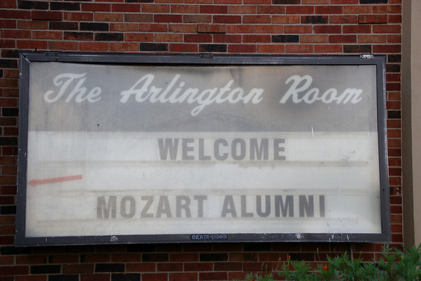 Mozart School Reunion